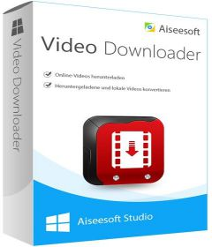 Aiseesoft Video Downloader 7.1.6 + patch