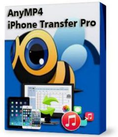 AnyMP4 iPhone Transfer Pro 8.2.76