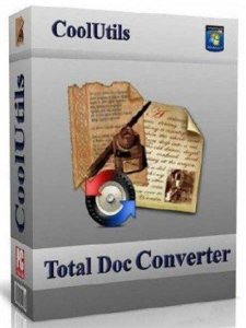 CoolUtils Total Doc Converter 5.1.0.190 + Portable + key