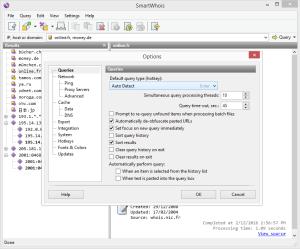 TamoSoft SmartWhois v5.1 Build 289 + keygen