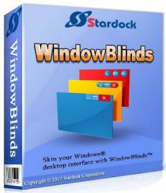 Stardock Windowblinds 10.71 + patch