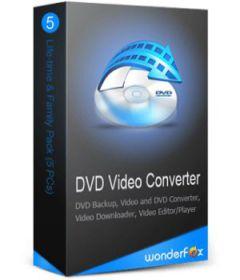 WonderFox DVD Video Converter 16.1