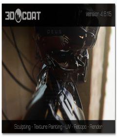 3D Coat 4.8.25 + patch