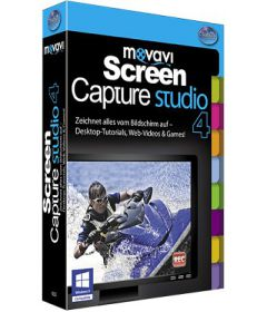 Movavi Screen Capture Studio 10.0.1 incl Patch