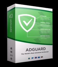 Adguard 6.4.1814.4903 + patch