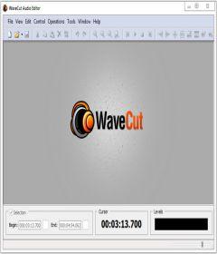 WaveCut Audio Editor 5.2.5.0 + patch