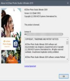 ACDSee Ultimate 2019 v12.0 Build 1593 x64 + keygen