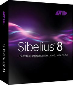 Avid Sibelius Ultimate 2018.7 Build 2009 incl Patch
