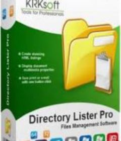 Directory Lister Enterprise 2.33.0