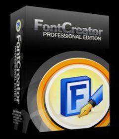 FontCreator Professional 11.5.0.2430