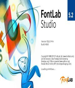 FontLab Studio 6.1.2 (6926) + patch