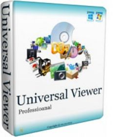 Universal Viewer Pro 6.7.0 + key