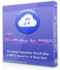 4K YouTube to MP3 3.4.0.1964 + x64 + patch