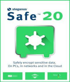 Steganos Safe 20.0.7 Revision 12476 + key