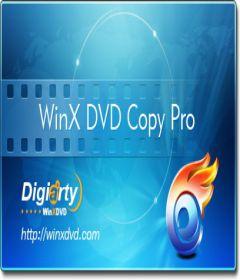 WinX DVD Copy Pro incl Keygen