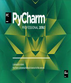 PyCharm Professional 2018.3.4