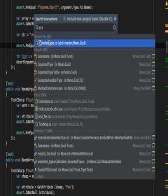 JetBrains Rider + key