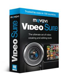 Movavi Video Suite 18.2.0 + patch