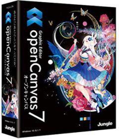 OpenCanvas 7.0.21 + x64 + patch