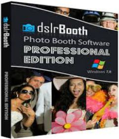 dslrBooth Photo Booth Software 5.26.0206.1 incl Patch