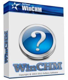 Softany WinCHM 5.31 + patch