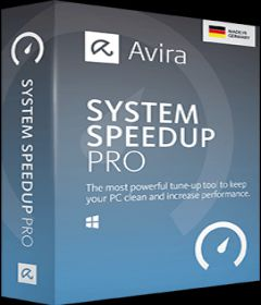 Avira System Speedup 5.3.0.9960