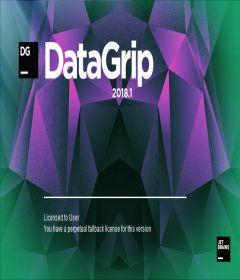 DataGrip 2018.3.4 + key