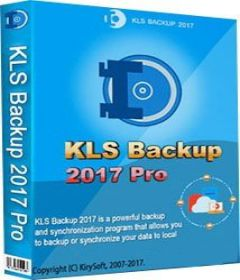 KLS Backup 2017 Professional 9.2.1.0 + x64 + Keygen