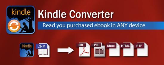 Kindle Converter full version free download