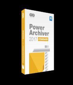 PowerArchiver 2017 Standard 17.01.06 incl Patch 32bit + 4bit