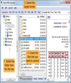 Total HTML Converter 5.1.0.59 + key