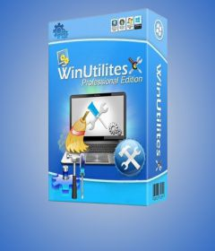 WinUtilities Professional Edition 15.51 + keygen