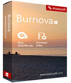 Aiseesoft Burnova 1.3.52 + patch