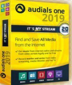 Audials One 2019.0.2600 + key