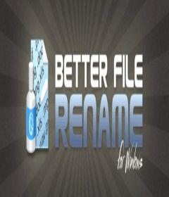 Better File Rename 6.1.4 + serial