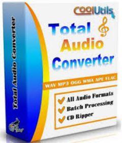 CoolUtils Total Audio Converter 5.3.0.200 + key