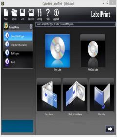 CyberLink LabelPrint 2.5.0.13328