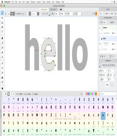 FontLab Studio 6.1.4 (7044) + patch