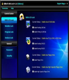 GiliSoft USB Lock incl keygen download