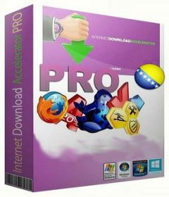 Internet Download Accelerator 6.17.3.1621 Pro + keygen
