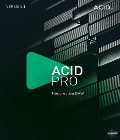 MAGIX ACID Pro 8.0.8 Build 29 + Activator