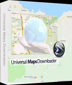 Universal Maps Downloader 9.913 + keygen