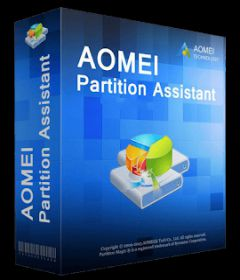 AOMEI Partition Assistant Professional & Technician - Unlimited - Server 8.2 + keymaker