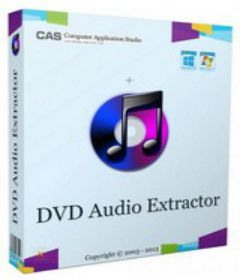 DVD Audio Extractor v7.6.0 + Portable + patch