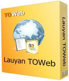 Lauyan TOWeb 7.2.2.777 Studio Edition + keygen