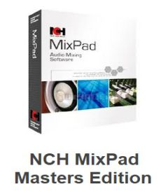 NCH Software MixPad 5.41 + patch