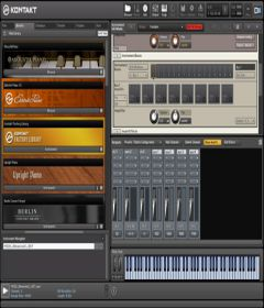 Native Instruments Kontakt inc patch full version download