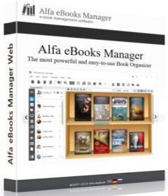 Alfa eBooks Manager incl Patch 32bit + 64bit