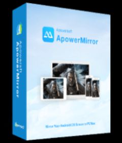 Apowersoft ApowerMirror 1.4.5.1 incl Patch