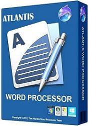 Atlantis Word Processor 3.2.13.6